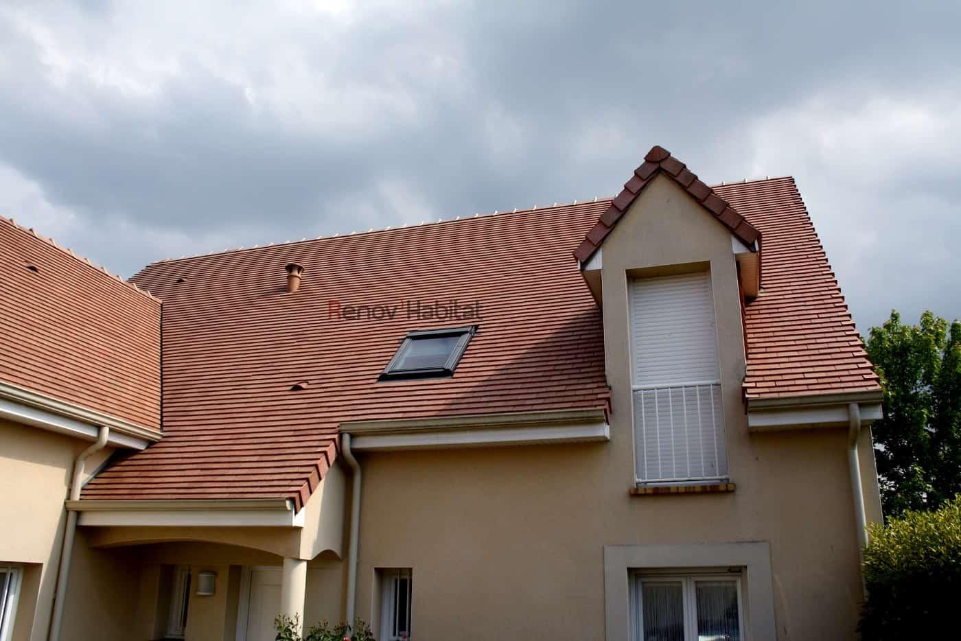 l 39 entretien de la toiture et des goutti res renov habitat. Black Bedroom Furniture Sets. Home Design Ideas